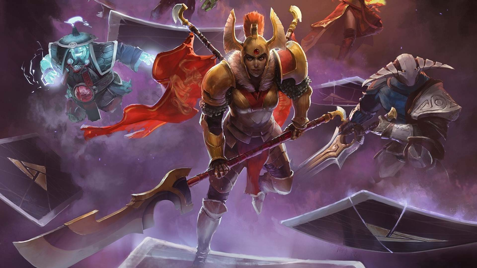 Heros Worth Boosting In DOTA 2